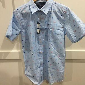 Tommy Hilfiger Boys size 20(XL) Button Down